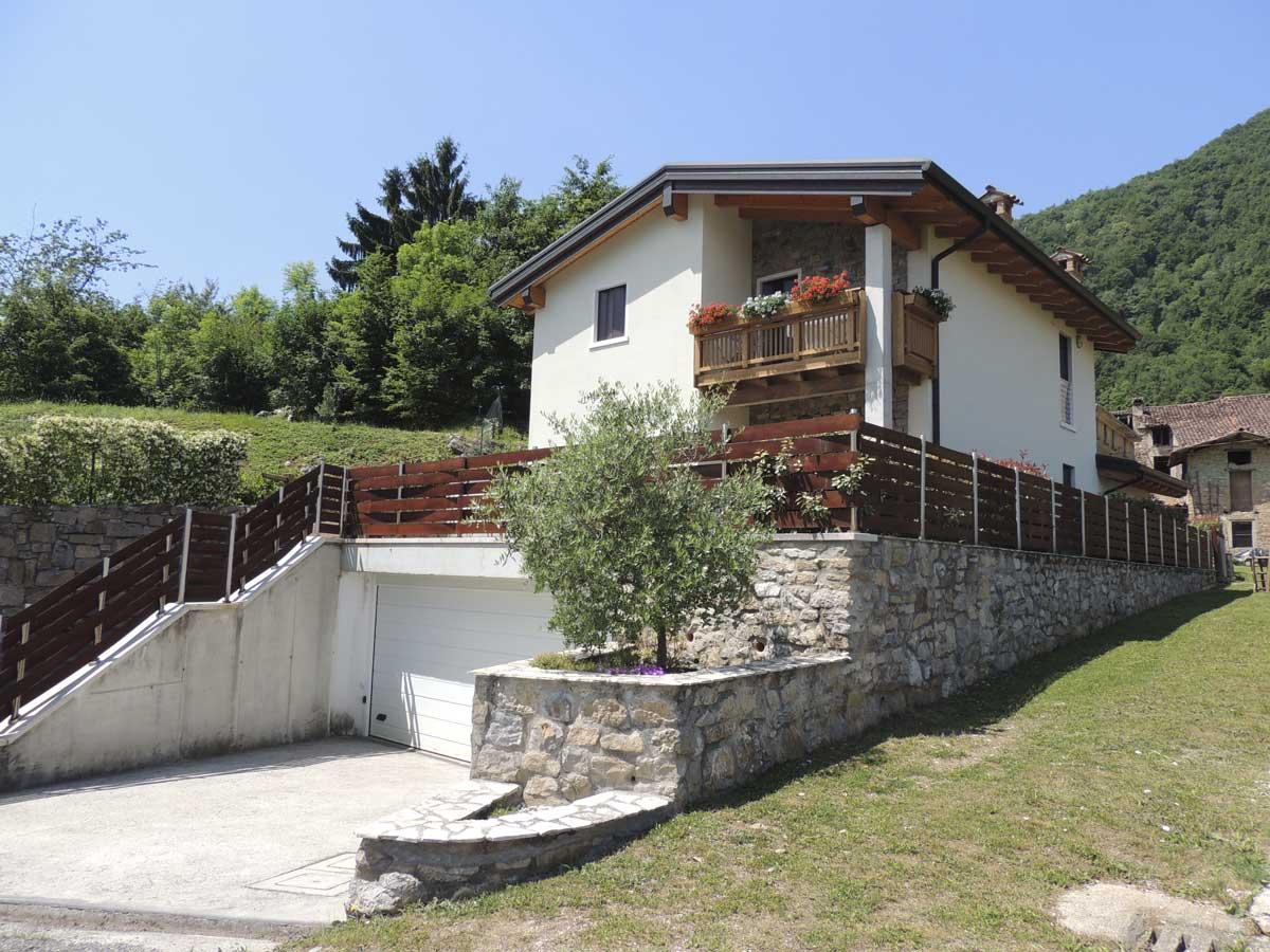 Villa singola Torrebelvicino